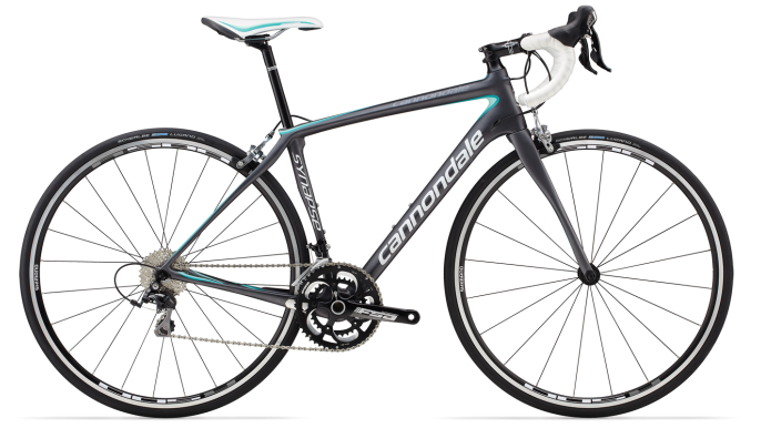 Cannondale Synapse Carbon Women's 6 105