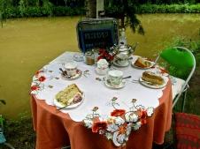 Jane's enchanted Tea Garden -- 1