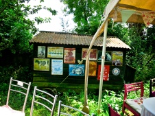 Jane's enchanted Tea Garden -- 2