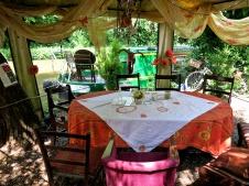 Jane's enchanted Tea Garden 9