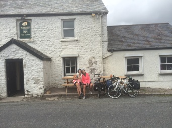 The Warren Inn - apparently the fire here has been burning since 1845!