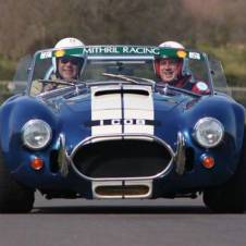 A Mithrill Racing day