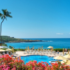 A stay at the Four Seasons Lanai in Hawaii