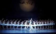 A night at the Bedford Box to see Swan Lake