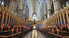 An exclusive tour of Westminster Abbey, after hours, from the Receiver General himself!